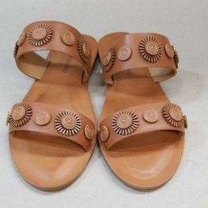 Lucky Brand Ladies Leather Sandals